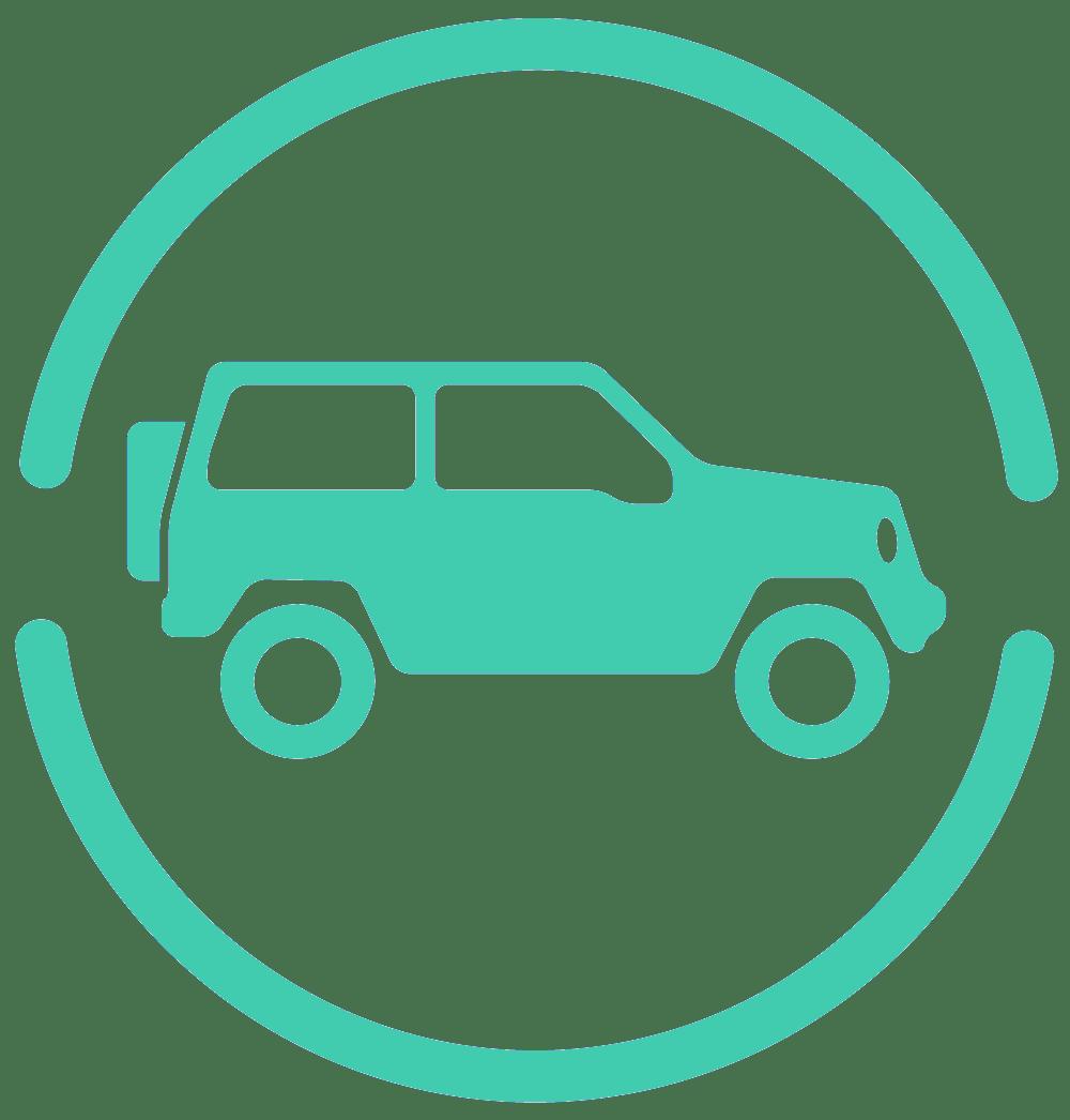 Samochody 4x4 i SUV